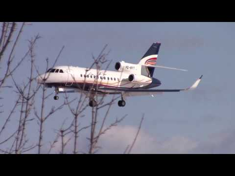 Portsmouth/Pease Airport Spotting-Winter-2017