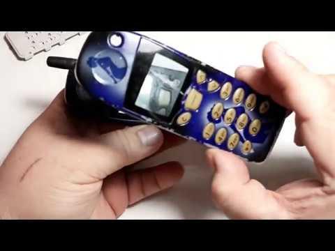 Реставрация ретро Nokia 5130 old retro phone   Restoring Broken Cell Phone