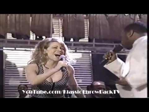 "Mariah Carey ft. Boyz II Men - ""One Sweet Day"" Live (1996)"