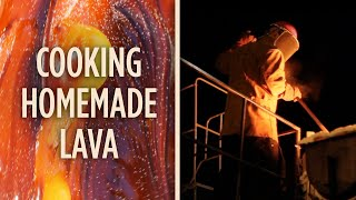 Stone Soup: How To Make Lava