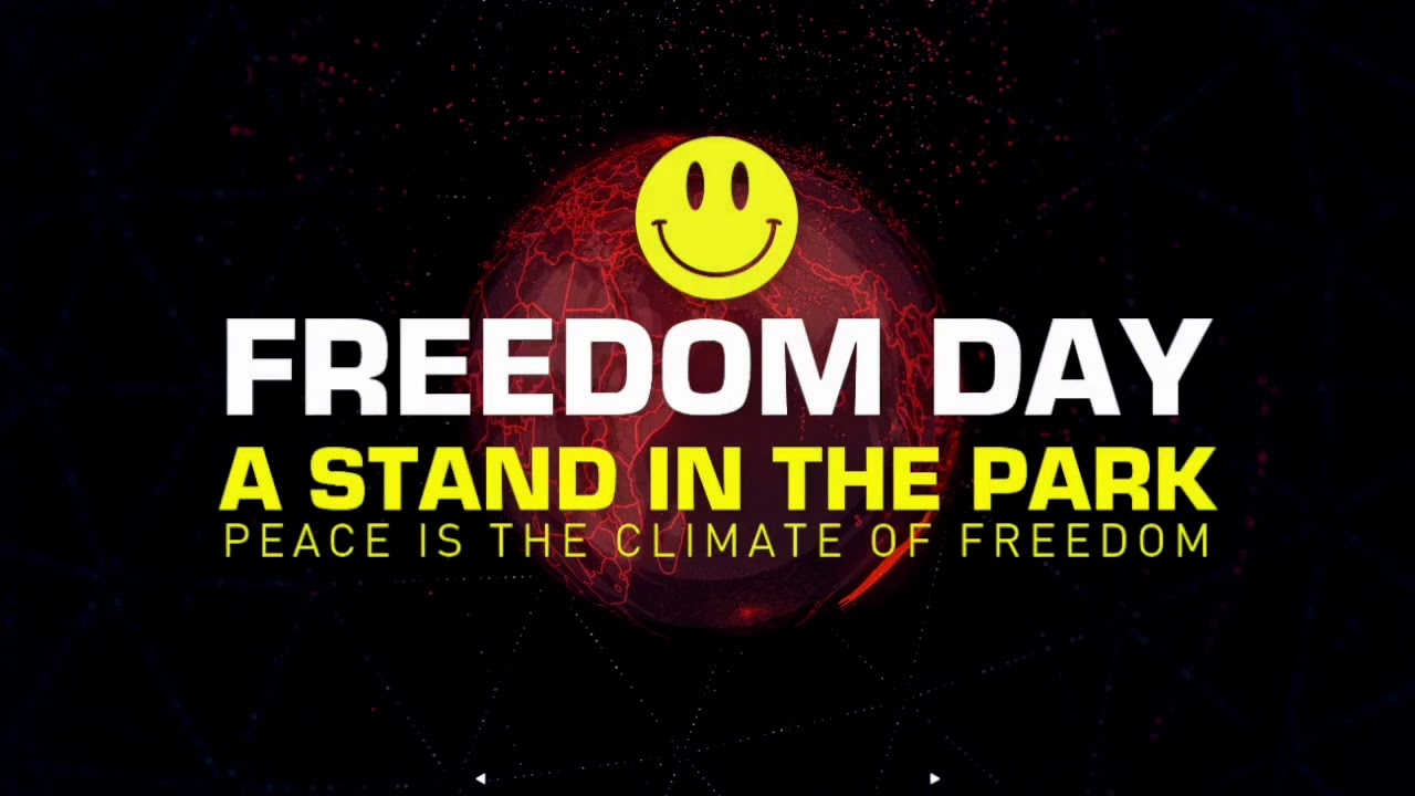 Freedom Day 6th December Australia Wide rally event protest