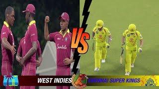 #86 Chennai Super Kings vs West Indies Universal Championship 2019 Cricket 19 2020 Gameplay