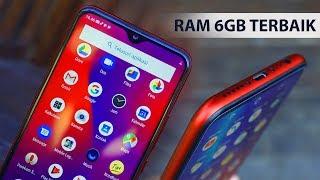"Hp Gaming Baru RAM 6GB Kamera Super Layar 6.3"" Baterai 5150 mAh | Review Hp Gaming Murah"