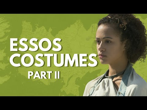 The Costumes of Essos Part II