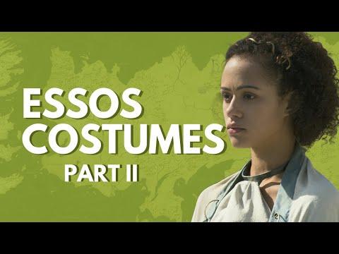 The Costumes Of Essos Part II