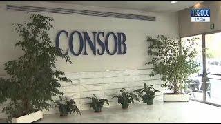 La Consob non gode più della fiducia del Governo