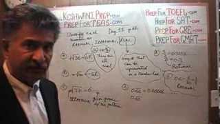 TEAS V, Math Day 11, p62, Rational vs. Irrational Numbers, Online Nursing Test Prep Tutor GRE GMAT