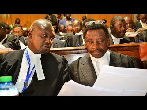 What Kenyan Constitution says over MacDonald Mariga\'s candidature   Dr. Otiende Amollo
