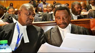What Kenyan Constitution says over MacDonald Mariga's candidature | Dr. Otiende Amollo