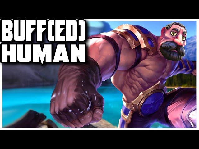 Grubby | WC3 | NEW BUFF(ED) Human!