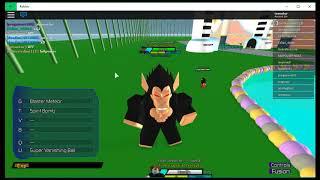 ROBLOX/Dragon ball super 2 todas las tranformaciones