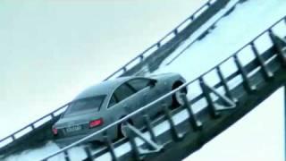 """Audi Quattro Campaign: """"Ski Jump"""""""