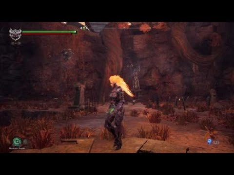 Darksiders 3 - Easy Unlimited Soul Farming Location - APOCALYPTIC Difficulty
