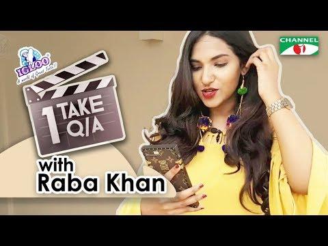 1 TAKE Q/A with Raba Khan   Shafi Ahmed   Channel i TV