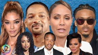 EXCLUSIVE | Will Smith wanted to DIVORCE Jada a few years ago BUT.., & Why Tisha HATES Will & Jada!