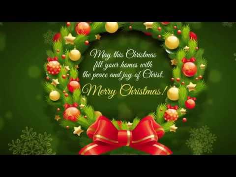I Wanna Wish You A Merry Christmas.I Wanna Wish You A Merry Christmas From The Bottom Of My Heart Dance