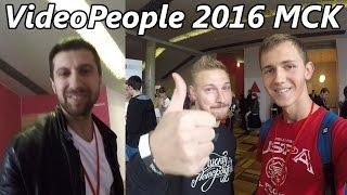 Конференция Videopeople 2016  - Какие Блогеры В Реальной Жизни???