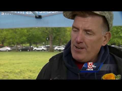 Fallen service members honored in Boston