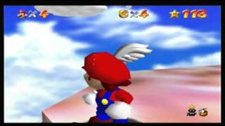 Super Mario 64 Part 39 / Cows can't fly