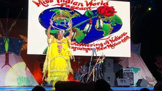 Miss Indian World 2018 - Gathering Of Nations | Albuquerque New Mexico Clip 4