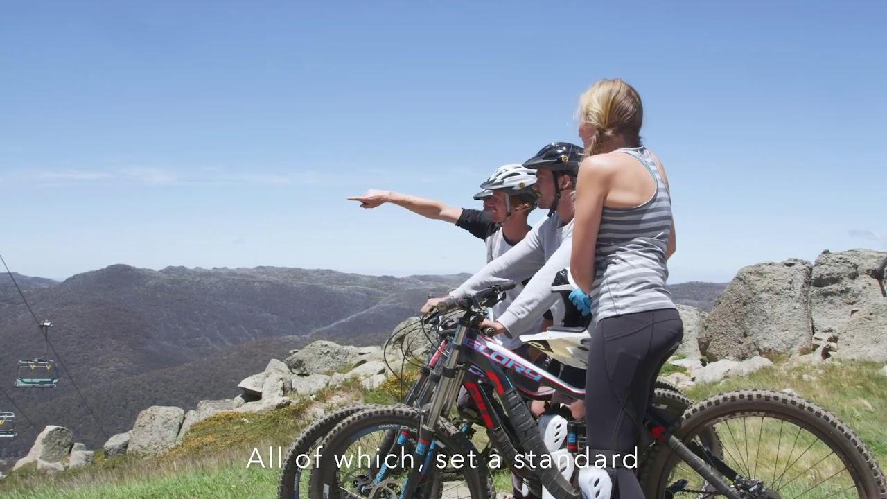 Thredbo Mountain Bike Park 18/19