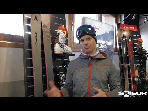 Nouveautés skis et chaussures Atomic 2019
