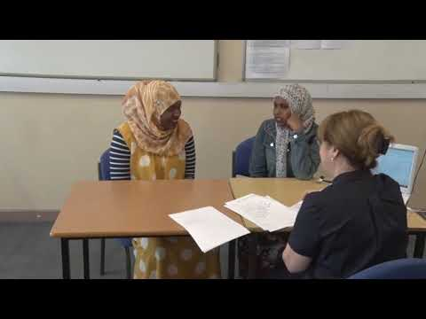 ESB Entry Level Award in ESOL Skills for Life (Speaking and Listening) Entry1 Task 1