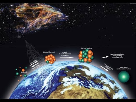 GSM Update 12/20/17 - Scientists Stunned - Polar Vortex - Cosmic Rays Control Climate Not Man