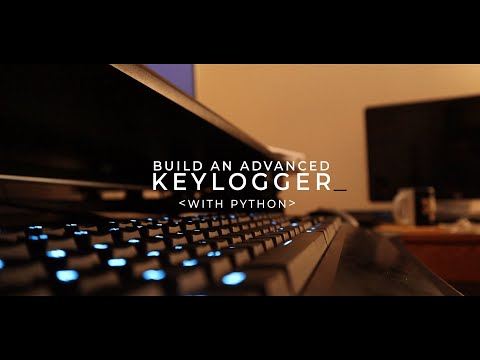 create-an-advanced-keylogger-in-python---crash-course-2020