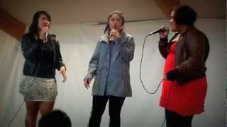 "Excel girls sing ""Gospel Medley"" by Destiny"
