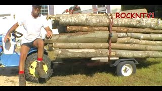 Garden Tractor Cart Plans Woodworking Projects Plans