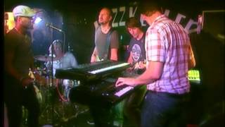 Funky Friday im Jazzkeller Krefeld Mai 2012