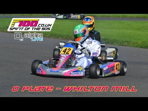 F100 - Spirit of the 90's - O Plate - Filmed LIVE at Whilton Mill