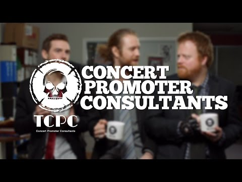 Concert Promoter Consultants (A Hard Times Documentary)