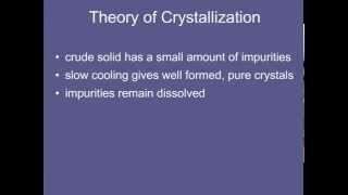 3  Theory of Crystallization