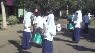 DRUMBAND MTs N Empang Kab Sumbawa NTB