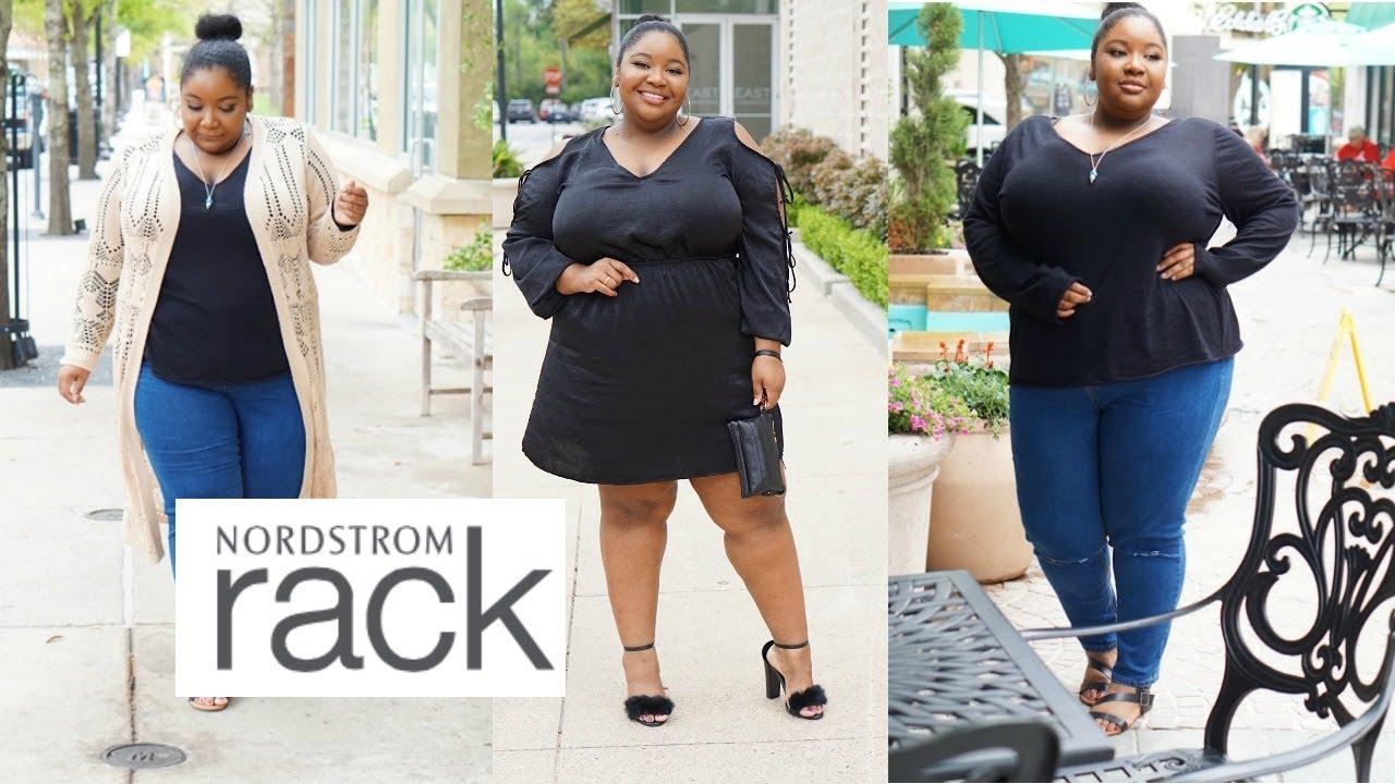 Plus Size Fashion Haul   Nordstrom Rack