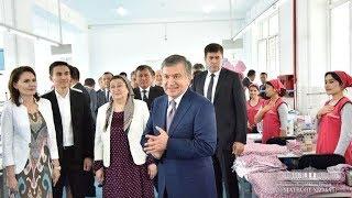 Мирзиёев: Киз боланинг кулгиси, хаётдан розилиги - оиланинг бахти.