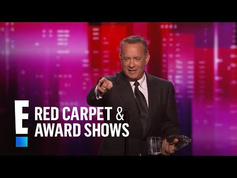 James Corden and Tom Hanks Act Out Tom's Filmography clip