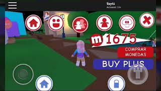 Je vous montre la maison roblox de adhariana gamer-liz hernandez joueur