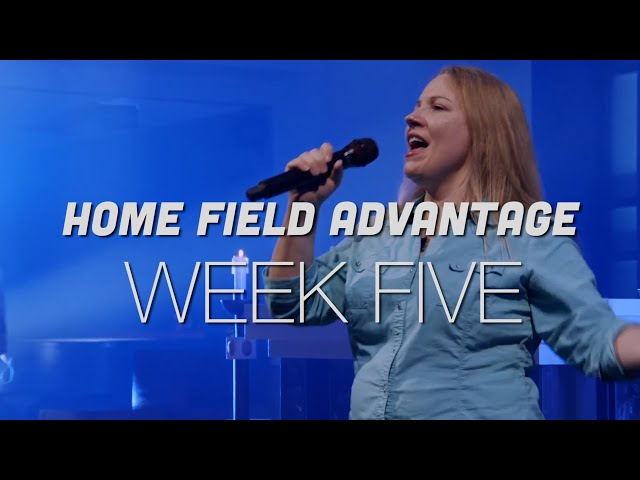 Home Field Advantage | Week 5 | Sunday Mass for August 29
