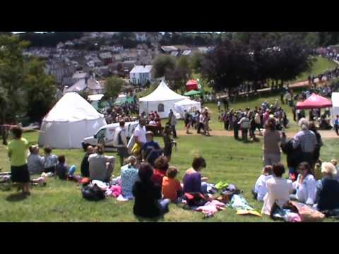 Re-opening of Oystermouth Castle.mp4