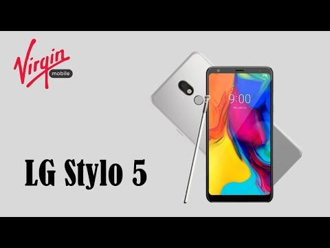 LG Stylo 5 Virgin Mobile New Smartphone Specs And Price - First Look