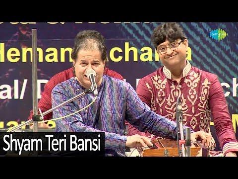 Shyam Teri Bansi - Geet Gata Chal - Anup Jalota - Ravindra Jain - Devotional Song - Live Concert