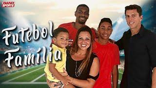 Futebol Família com Juan Zagueiro do Flamengo