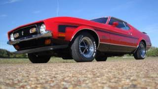 '73 Mustang Mach 1 Madness !