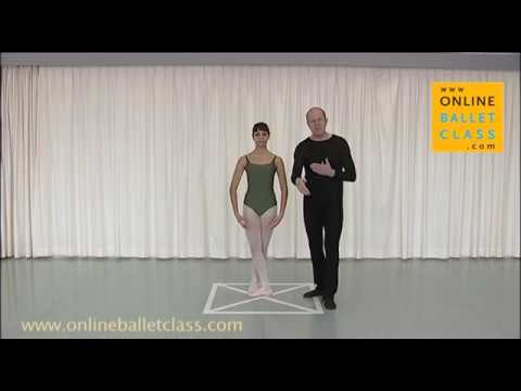 Ballet Dictionary Battement Frappé