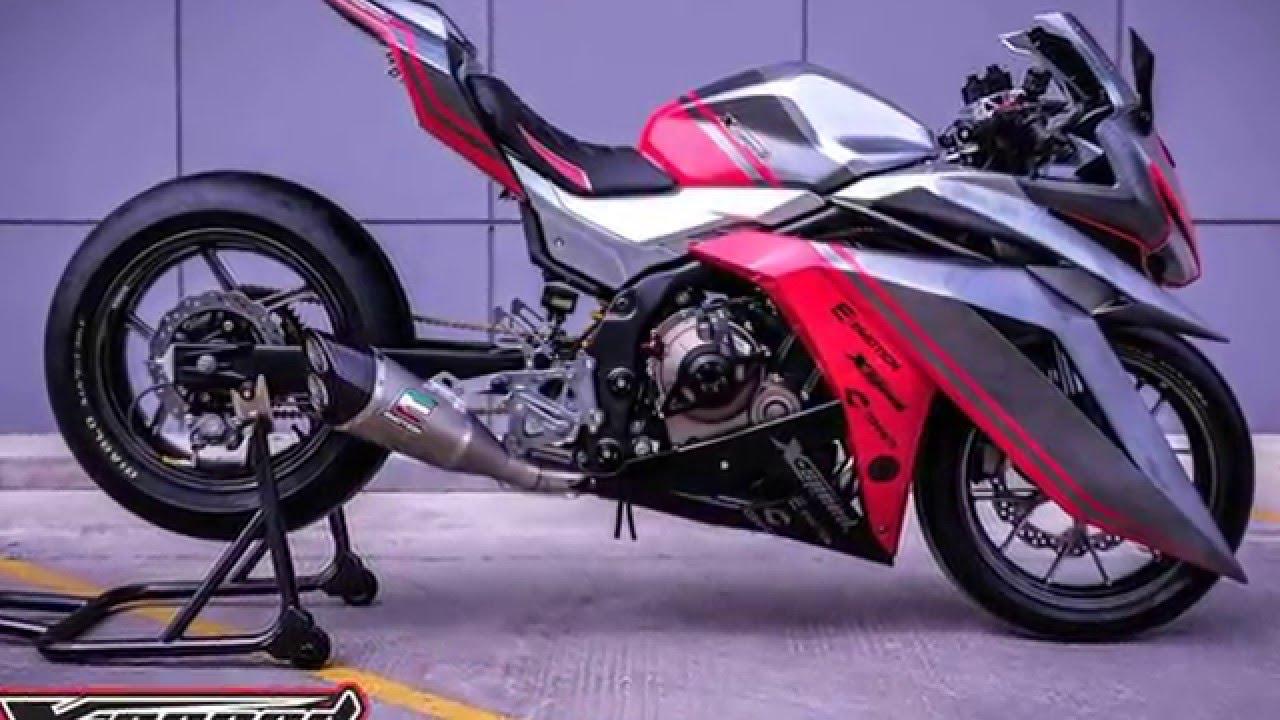 Cr V 2019 >> CBR500R Custom by X-SPEED - YouTube