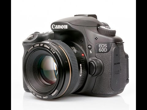 Canon 60D. Обзор.