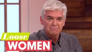 Phillip Schofield Takes On Twitter Trolls | Loose Women